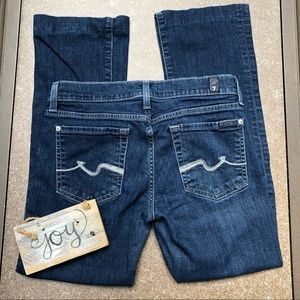🎈NEW LISTING! 7 For All Mankind P Bootcut Jeans